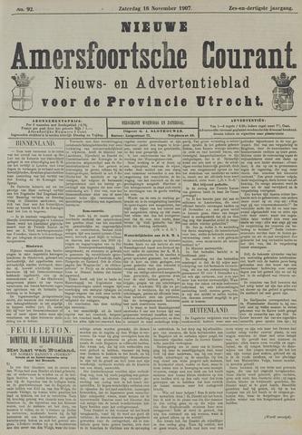 Nieuwe Amersfoortsche Courant 1907-11-16