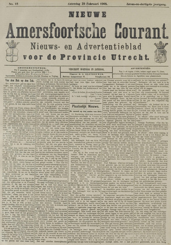 Nieuwe Amersfoortsche Courant 1908-02-29
