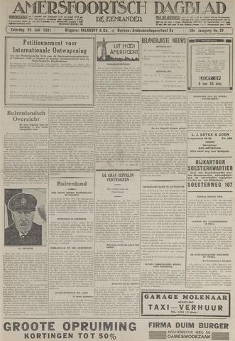 Amersfoortsch Dagblad / De Eemlander 1931-07-25