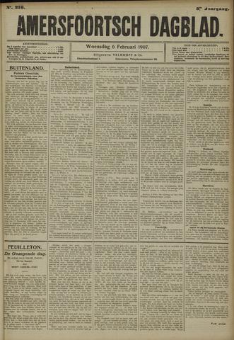 Amersfoortsch Dagblad 1907-02-06