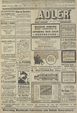 Amersfoortsch Dagblad / De Eemlander 1914-08-31