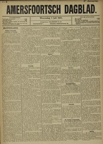 Amersfoortsch Dagblad 1905-07-05