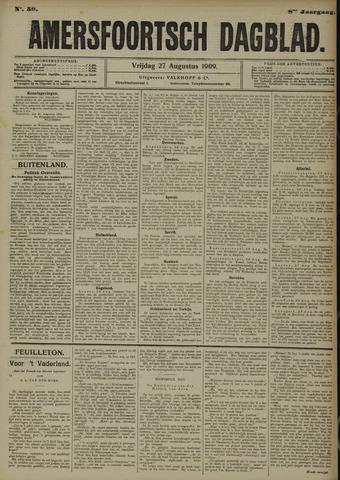 Amersfoortsch Dagblad 1909-08-27