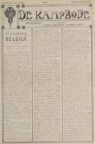 De Kampbode 1918-02-10