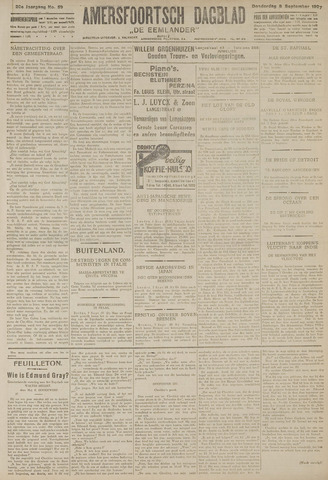 Amersfoortsch Dagblad / De Eemlander 1927-09-08