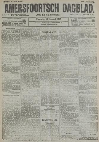Amersfoortsch Dagblad / De Eemlander 1917-01-13