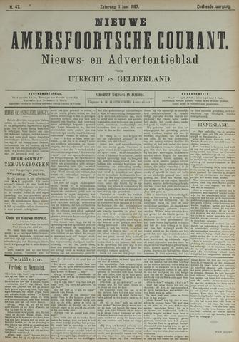 Nieuwe Amersfoortsche Courant 1887-06-11