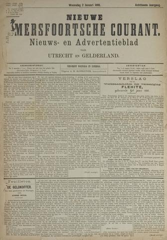 Nieuwe Amersfoortsche Courant 1889-01-02