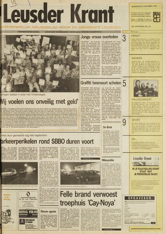 Leusder Krant 1991-10-02