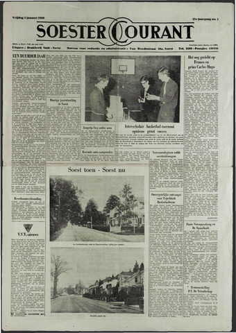 Soester Courant 1969-01-03
