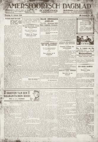 Amersfoortsch Dagblad / De Eemlander 1930-02-24