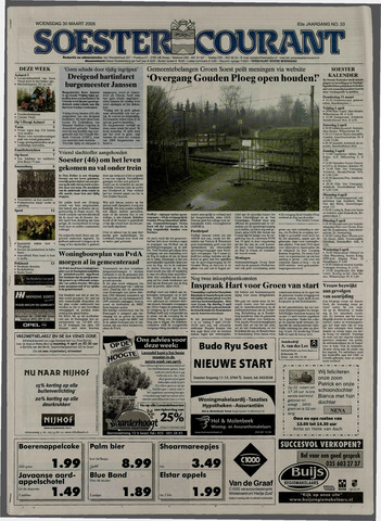 Soester Courant 2005-03-30