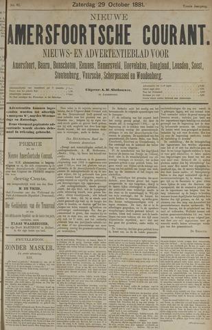 Nieuwe Amersfoortsche Courant 1881-10-29