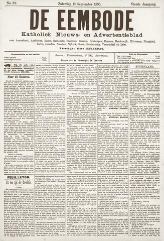 De Eembode 1890-09-13