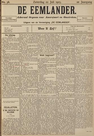 De Eemlander 1905-07-22