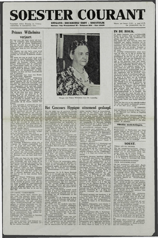 Soester Courant 1949-08-30