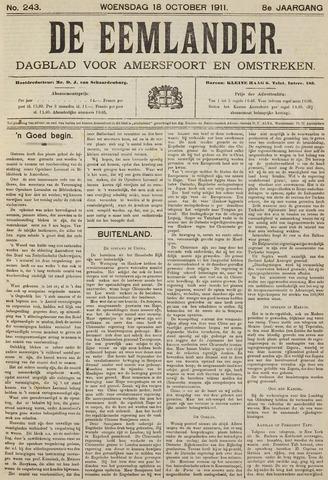 De Eemlander 1911-10-18
