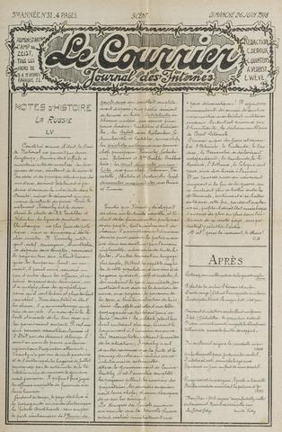 Le Courrier 1918-06-23