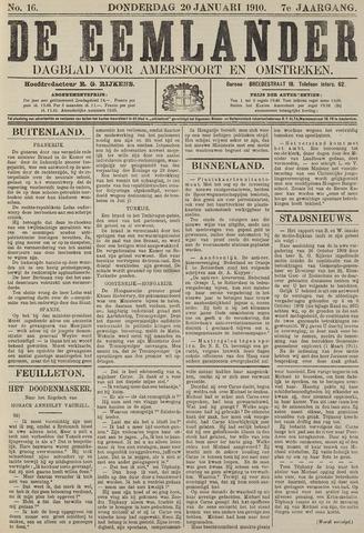 De Eemlander 1910-01-20