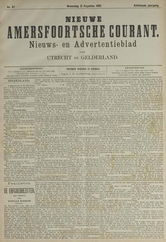 Nieuwe Amersfoortsche Courant 1889-08-21
