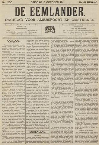 De Eemlander 1911-10-03