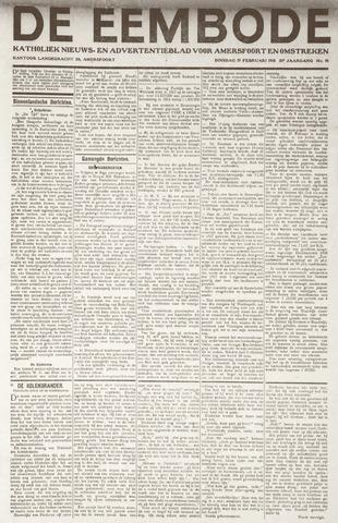 De Eembode 1918-02-19