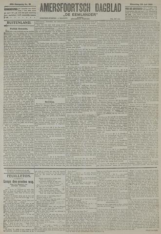 Amersfoortsch Dagblad / De Eemlander 1921-07-25