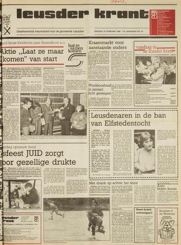 Leusder Krant 1986-02-25