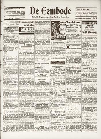 De Eembode 1934-09-28