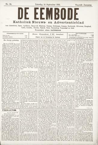 De Eembode 1895-09-14