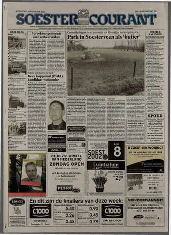 Soester Courant 2002-02-20