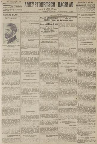 Amersfoortsch Dagblad / De Eemlander 1927-07-21