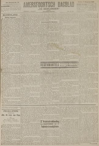 Amersfoortsch Dagblad / De Eemlander 1920-08-13