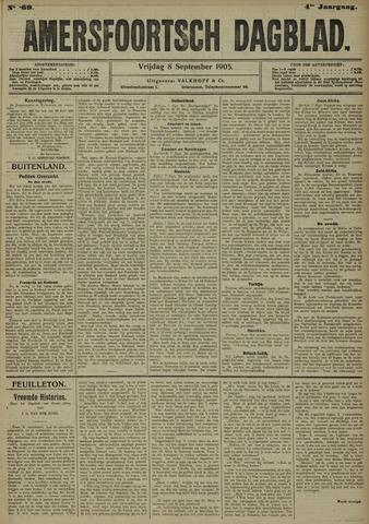 Amersfoortsch Dagblad 1905-09-08