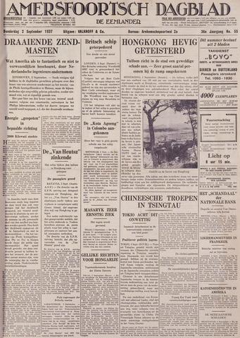 Amersfoortsch Dagblad / De Eemlander 1937-09-02