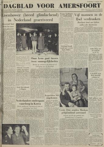 Dagblad voor Amersfoort 1951-01-11