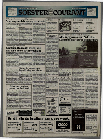 Soester Courant 1997-02-26