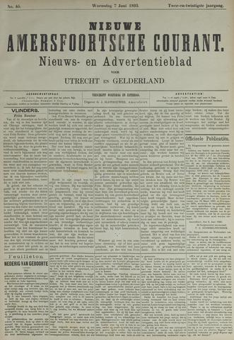 Nieuwe Amersfoortsche Courant 1893-06-07