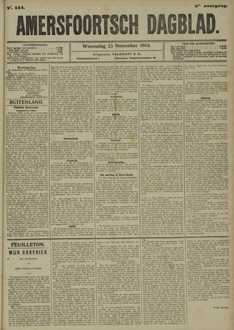 Amersfoortsch Dagblad 1904-11-23