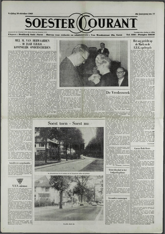 Soester Courant 1969-10-10