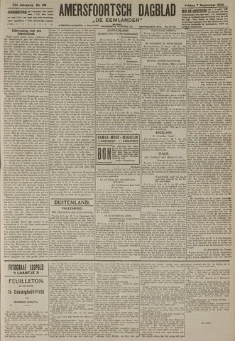 Amersfoortsch Dagblad / De Eemlander 1923-09-07