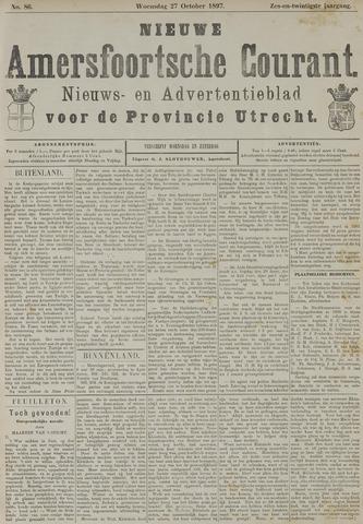 Nieuwe Amersfoortsche Courant 1897-10-27