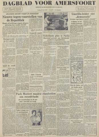 Dagblad voor Amersfoort 1947-07-18