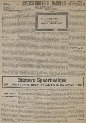Amersfoortsch Dagblad / De Eemlander 1919-07-07