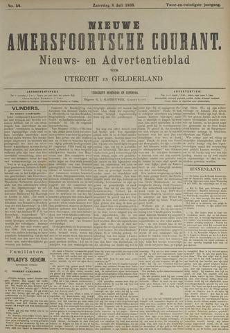 Nieuwe Amersfoortsche Courant 1893-07-08