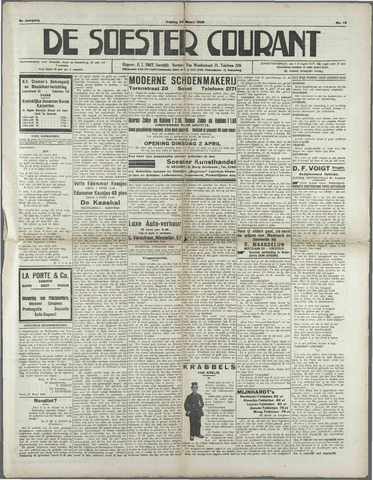 Soester Courant 1929-03-29