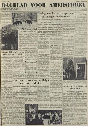 Dagblad voor Amersfoort 1950-04-26