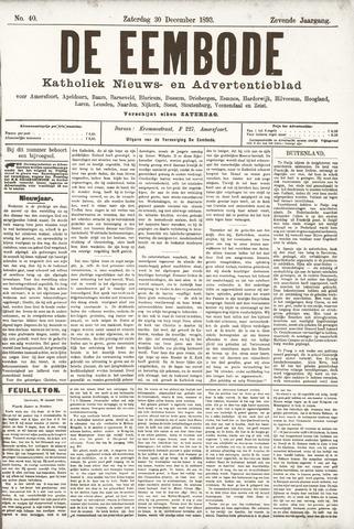 De Eembode 1893-12-30