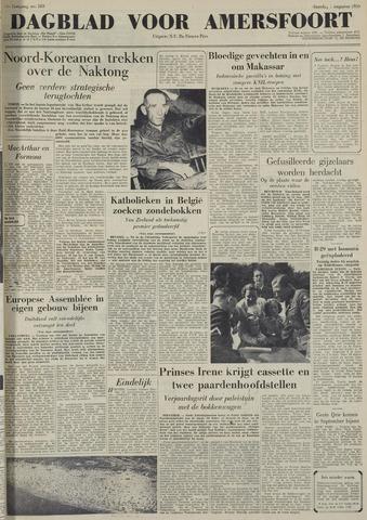 Dagblad voor Amersfoort 1950-08-07