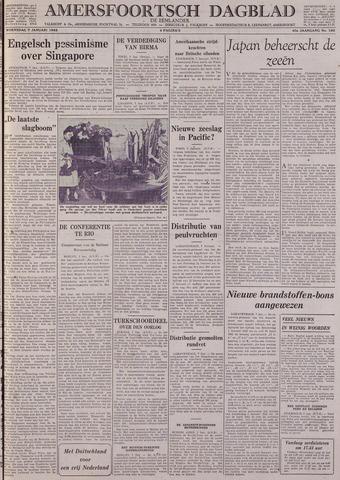 Amersfoortsch Dagblad / De Eemlander 1942-01-07
